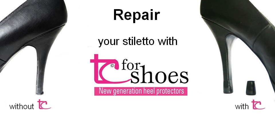 immediate repair high heels